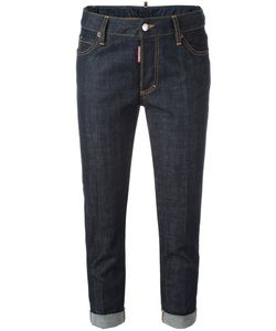 Dsquared2 | Glam Head Jeans 40 Cotton/Spandex/Elastane/Polyester