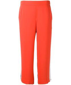 P.A.R.O.S.H. | P.A.R.O.S.H. Contras-Panels Cropped Trousers