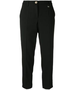 Versace Jeans | Cropped Tailored Trousers Size 44
