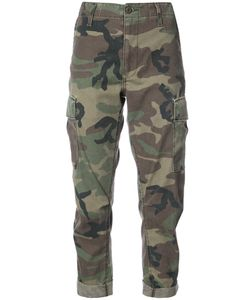 Re/Done | Camo Cargo Pants Women 27