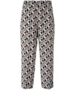 Prada | Print Pants Size 38