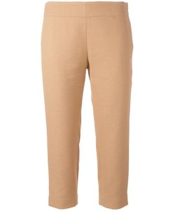 Gianluca Capannolo | Cropped Pants 42 Viscose/Cotton/Polyamide