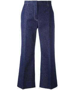 MSGM | Flared Cropped Trousers Size 44
