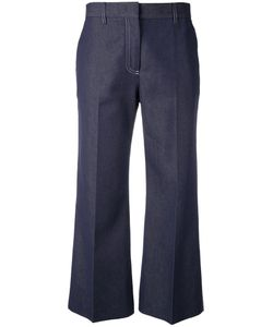 MSGM | Flared Cropped Trousers Size 42