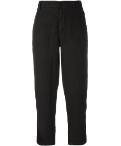 Barena | Cropped Linen Trousers 46 Linen/Flax
