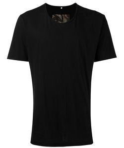 ZIGGY CHEN | Contrast T-Shirt 50 Cotton
