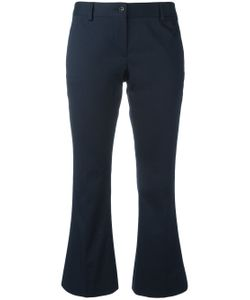 Alberto Biani | Flared Cropped Trousers