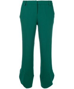 L' Autre Chose | Cropped Flared Trousers Women
