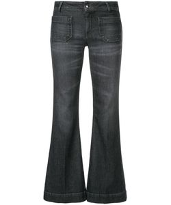 THE SEAFARER | Cropped Flared Jeans Women