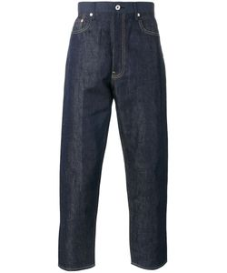 JUNYA WATANABE COMME DES GARCONS | Junya Watanabe Comme Des Garçons Man Cropped Jeans Size Small