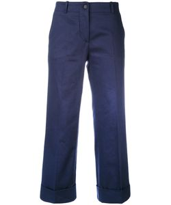 Alberto Biani | Cropped Trousers 40
