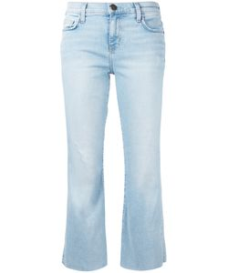 Current/Elliott | The Kick Cropped Jeans Size 24
