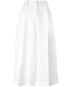 Joseph | Wide Leg Culottes 36 Linen/Flax/Cotton