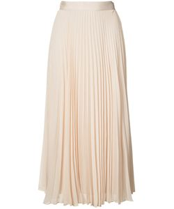 Alice + Olivia | Midi Pleated Skirt Size 6