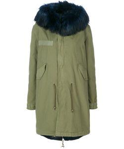 MR & MRS Italy | Fur Hooded Parka