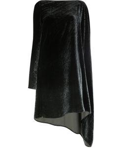 Masnada | Платье-Шифт Асимметричного Кроя