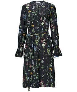 Altuzarra | Платье Миди С Цветочным Узором