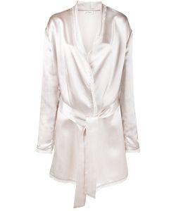 ATTICO   Frayed Robe Jacket 3