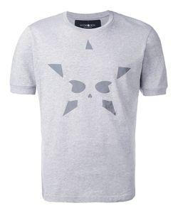Hydrogen   Skull Print T-Shirt Xl