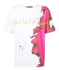 Haider Ackermann | Stain Print T-Shirt