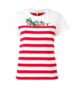 Marc Jacobs | Julie Verhoeven Striped T-Shirt Size Xs