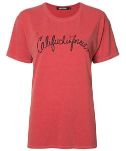 Adaptation | Califuckinfornia Print T-Shirt Size Xs/S