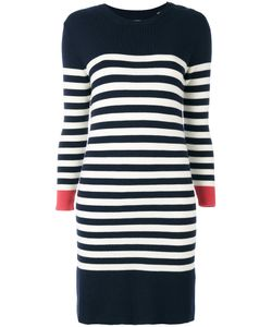 Chinti And Parker | Knitted Breton Striped Dress
