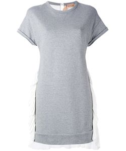 No21 | Jersey Contrast Dress 38