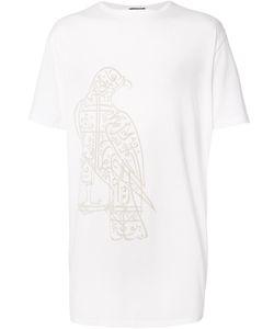 Thamanyah | Falcon Print T-Shirt Size Xs