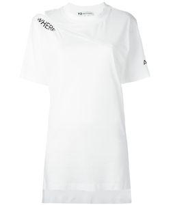 Y-3 | Cut Trim Printed T-Shirt Size Small