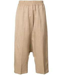 Jil Sander | Loose Cropped Trousers