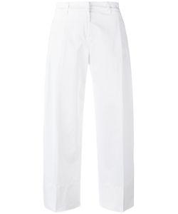 Fay   Cropped Pants 25 Cotton/Spandex/Elastane