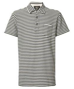 RRL | Striped Polo Shirt M