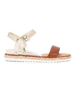 Casadei   Raised Heel Sandals Size 39
