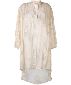 Mes Demoiselles | Striped Elongated Shirt Size