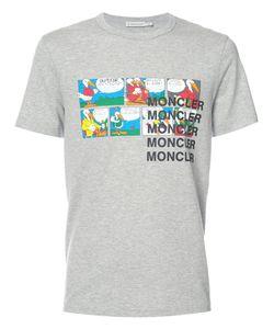Moncler | Футболка С Комиксом