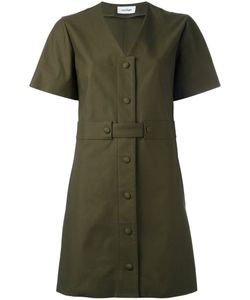 Courreges | Courrèges V-Neck Shirt Dress Size 40