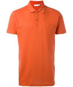 Sunspel | Riviera Polo Shirt Large Cotton