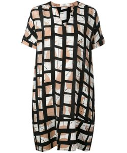 Barba | Patterned Dress 50