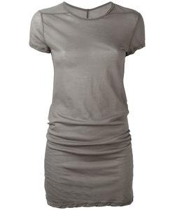 Rick Owens | Level Ss Long-Line T-Shirt Size 44