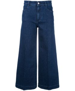 Stella Mccartney | Fla Jeans 28 Cotton/Spandex/Elastane