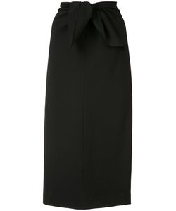 Tibi | Knot Fitted Dress Size 10