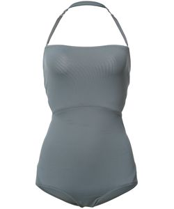 Malia Mills | Bandeau Swimsuit 12 Nylon/Spandex/Elastane