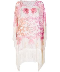 Athena Procopiou | Naked Love Fringed Kaftan Women