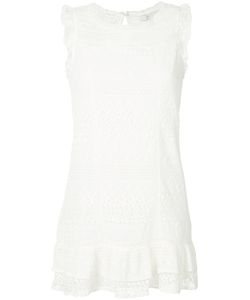 Joie | Sleeveless Ruffle Hem Dress