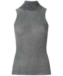 Gig | Turtle Neck Knitted Tank