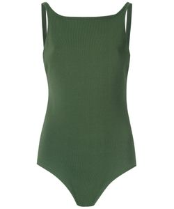EGREY | Spaghetti Strap Bodysuit