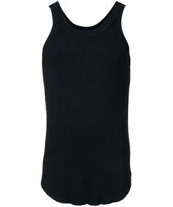 KAZUYUKI KUMAGAI | Curved Hem Vest 3 Cotton