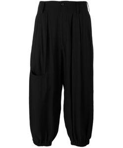 Yohji Yamamoto | Loose Fit Pocket Trousers Size Ii