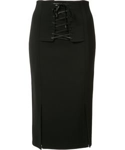 Yigal Azrouel | Eyelet Detail Skirt Size